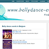 website bellydance-events.com